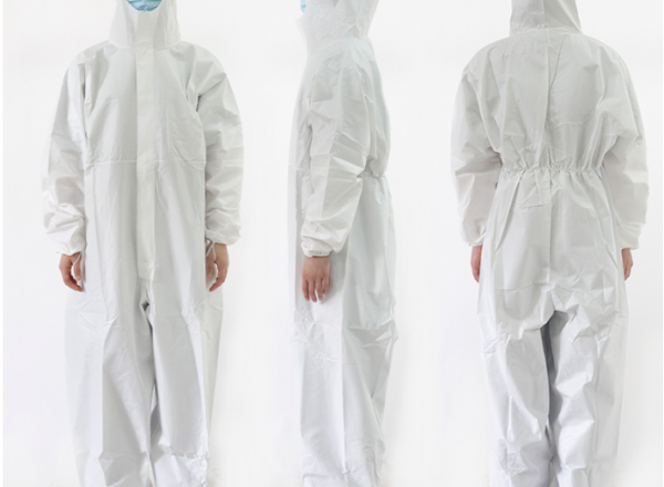 Isolation suits